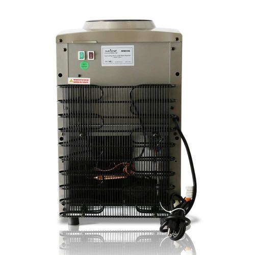 nutrichef encimera compresor del refrigerador de agua dispen