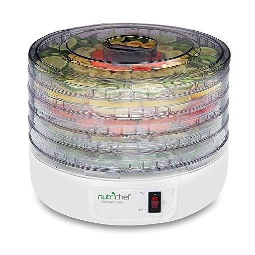 nutrichef pkfd12 cocina deshidratador eléctrico de la encime