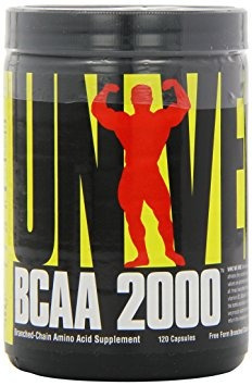 nutrición bcaa universal 2000 cápsulas puros, los bcaa for