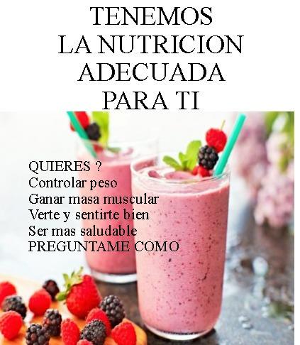 nutricion celular y molecular
