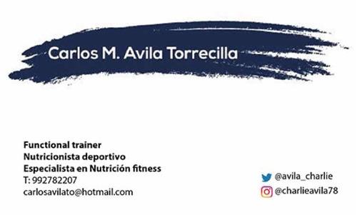 nutricionista deportivo - coaching nutricional