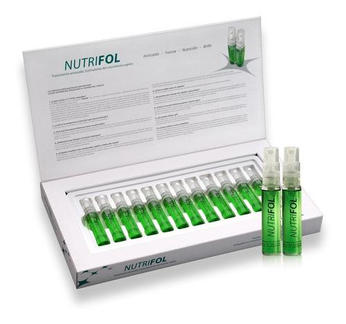 nutrifol cápsulas - tratamiento anticaída - hair recovery