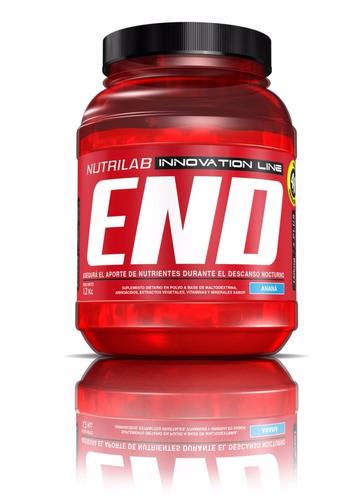 nutrilab end promo x 2 (2,4kg)