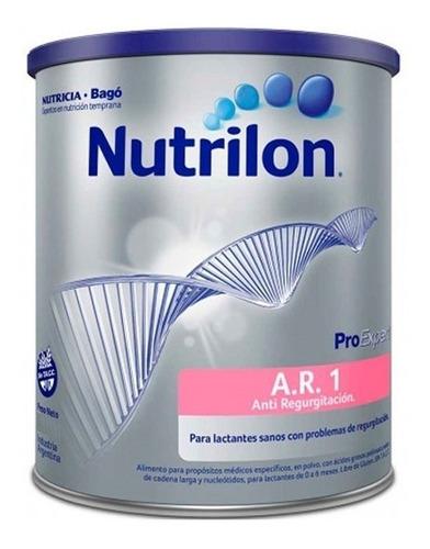 nutrilon a.r.1 anti regurgitación lata 400 g