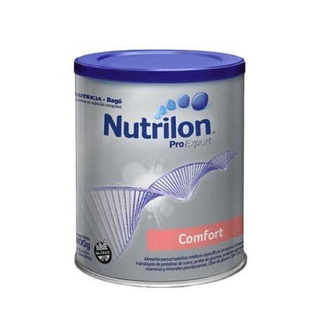 nutrilon comfort lata x 400 gr. c/u leche en polvo bebés
