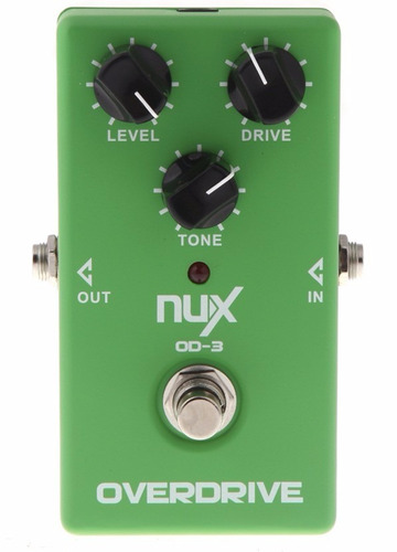 nux overdrive od-3 (infusiontienda)