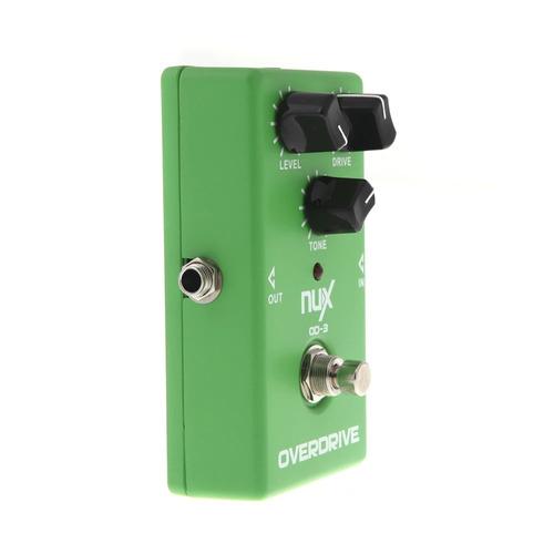 nux overdrive od3 pedal efecto guitarra envío gratis 20 días