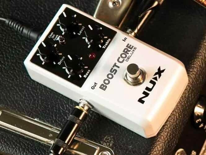 Nux Pedal Boost Core Deluxe Booster