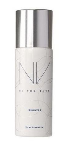 nv be the envy - bronzer facial - 50ml - cor 3