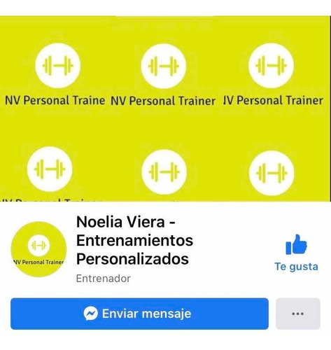nv - entrenamientos personalizados