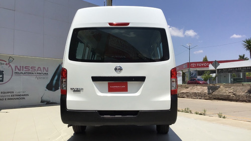 nv350 urvan panel ventanas amp mt 2018