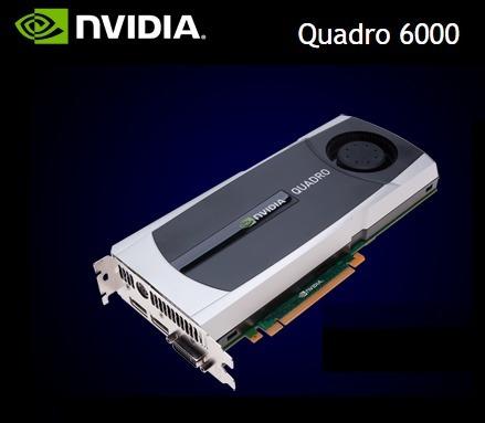 nvidea quadro 6000 gddr5 6 gb. (nueva).