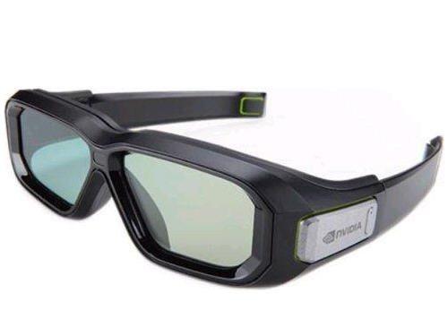 nvidia 3d visão 2 wireless par extra de óculos