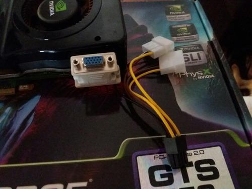 nvidia 512 placa video