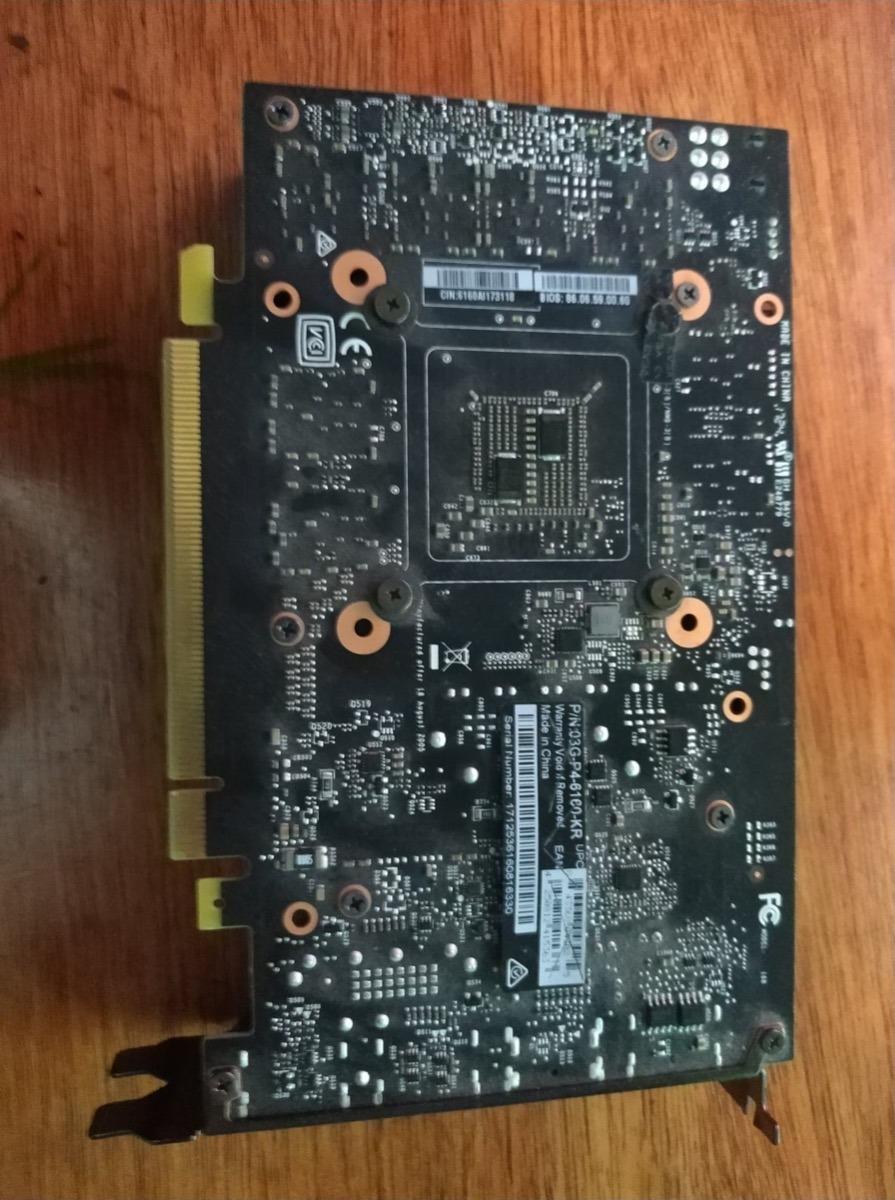 Nvidia Evga Gtx 1060 3gb