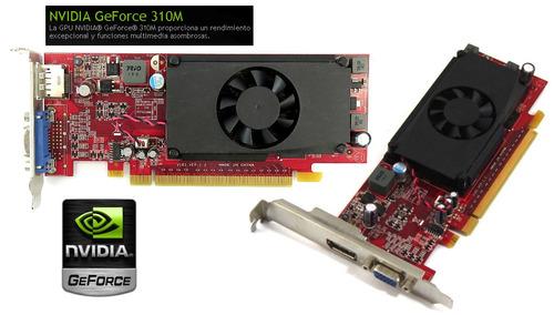 nvidia geforce 310 graphics card high profile display