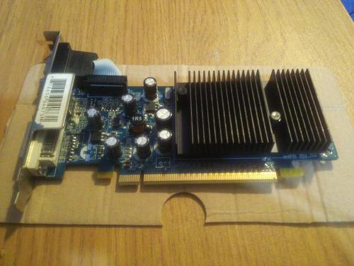 nvidia geforce 6200 con turbocache 100% funcional