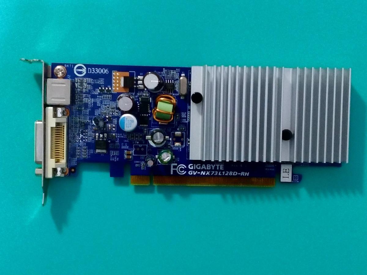 GIGABYTE GV-NX73G128D-RH NVIDIA GRAPHICS DRIVERS FOR WINDOWS 10
