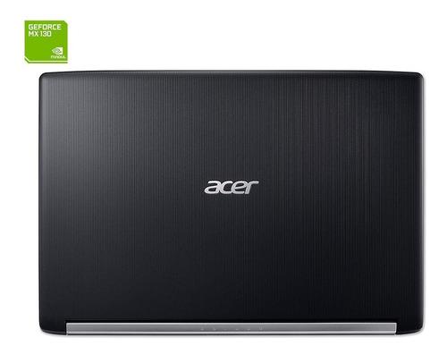 nvidia laptop acer aspire 5 545e geforce mx130 2g / i5-8250u