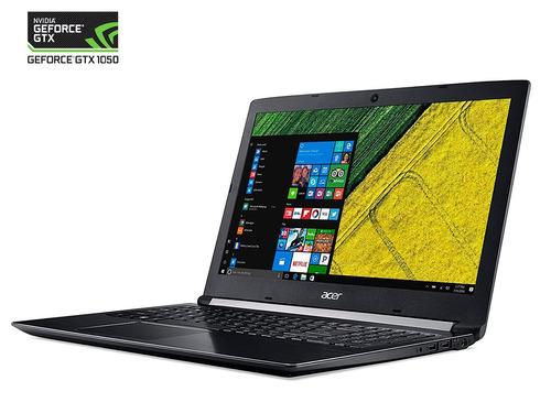 nvidia laptop acer aspire 7 54gd geforce gtx 1050/ i5-8300h