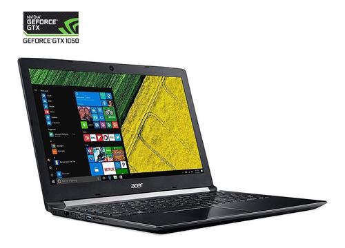 nvidia laptop acer aspire 7 geforce gtx 1050 4g / i5-8300h