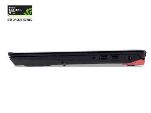 nvidia laptop acer g3-571 geforce gtx 1060 6g / i7-7700hq