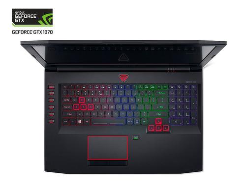 nvidia laptop acer predator g9-793 geforce gtx 1070 8g