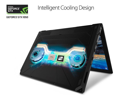 nvidia laptop asus fx503vd geforce gtx 1050 4g / i7-7700