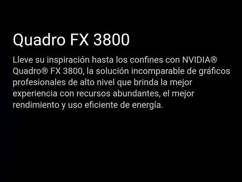 nvidia quadro fx3800 1 gb pci express