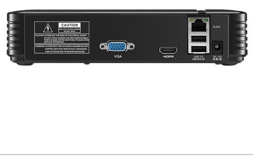 Nvr Digoo Dg-xme 4 8 12ch 1080p Hdmi P2p Onvif Seguridad Dvr - $ 2 000,00