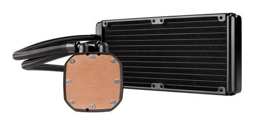 nw cooler corsair h100x 240mm enfriamiento liquido amd intel