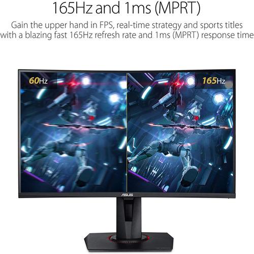 nw monitor gamer asus tuf vg27v 165hz 1ms adaptive-sync
