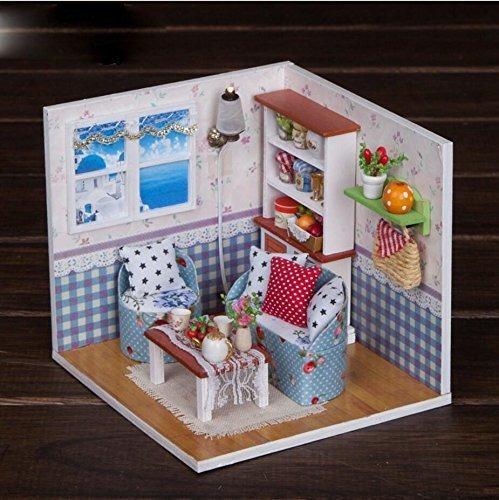 nwfashion hecho a mano diy de madera kits con muebles cas