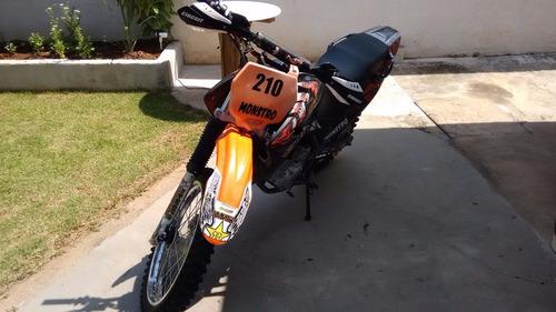 nx falcon 400cc para trilha
