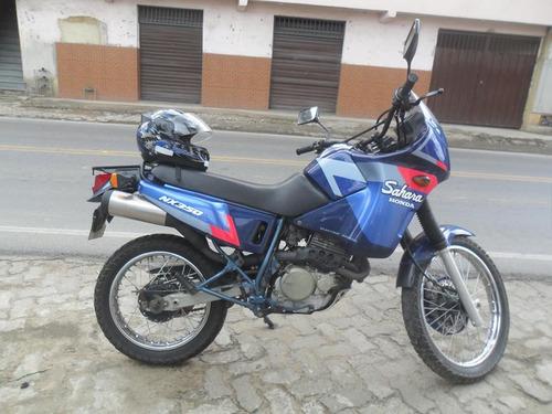 nx sahara 350cc moto nova.