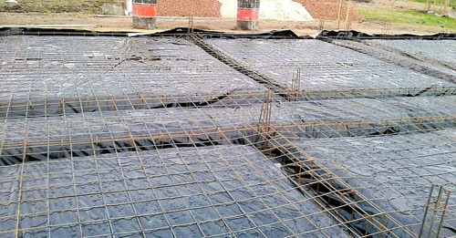 nylon construcción barrera de vapor - 200 micrones reales !!