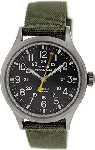 nylon correa reloj t expedición del explorador hombres verd