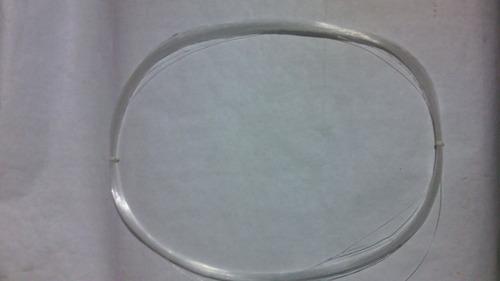 nylon monofilamento madeja 1,40mm 150lbs (koreano) 1000mts