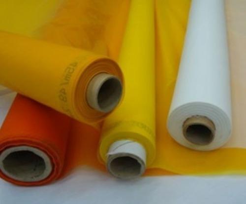 nylon poliéster 120 fios p/ tela de silk screen e serigrafia