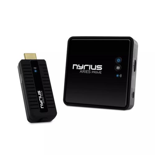 nyrius aries prime transmisor wifi digital de video pc lap