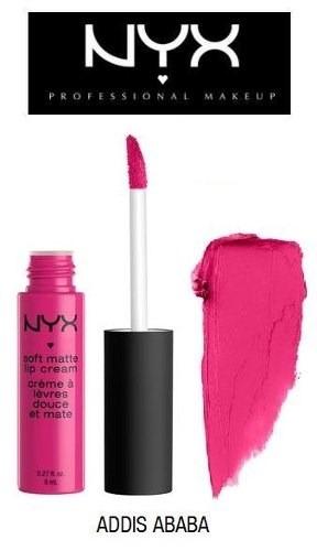 Nyx Cosmetics Labial Mate Sellado Gran Remate 8 Tonos