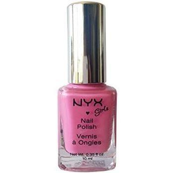 nyx girls - nail polish - esmalte - girly