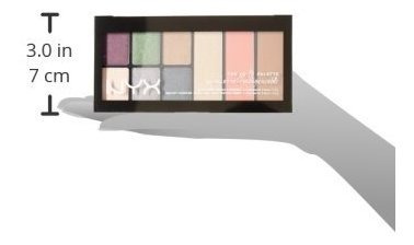 nyx maquillaje profesional goto palette