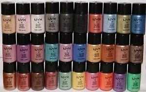 nyx pigmento ultra pearl mania tonos 08-18 y 23 en.gratis!