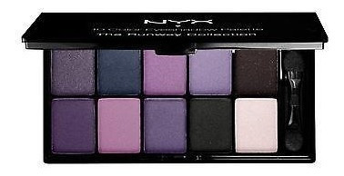 nyx - sombras the runway collection - velvet rope