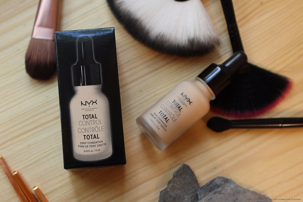 20b4965f6 Nyx - Total Control - Base Líquida Para Maquillaje - $ 990,00 en ...