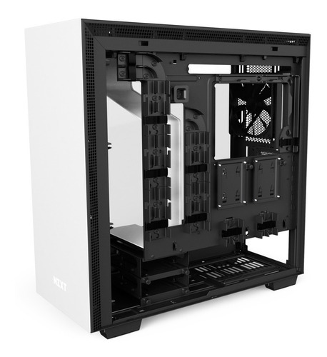 nzxt h700i - atx mid-tower pc gaming case