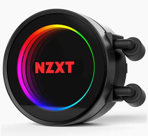 nzxt kraken x52 240mm iluminado water cooler caixa lacrada