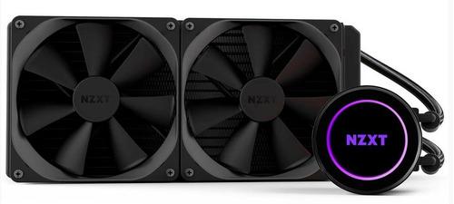 nzxt kraken x62 280mm iluminado water cooler caixa lacrada