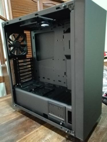 nzxt s340 elite mate black fullbox